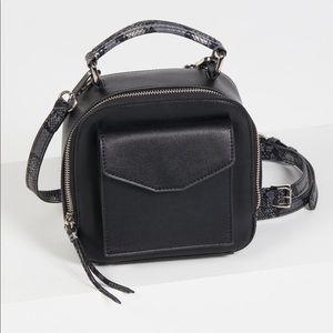 Free people mika mini backpack